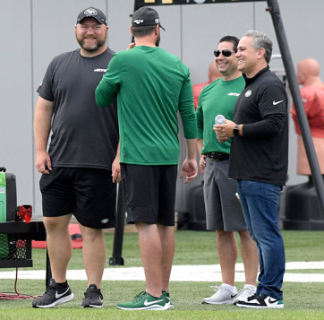 Being Joe Douglas; How I Would Rebuild the Jets Using 2020 NFL Draft – Part I