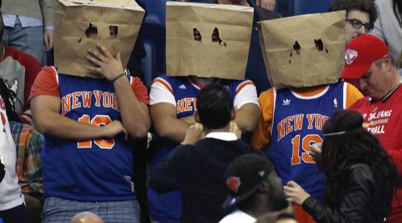 Knicks Gotta Knick