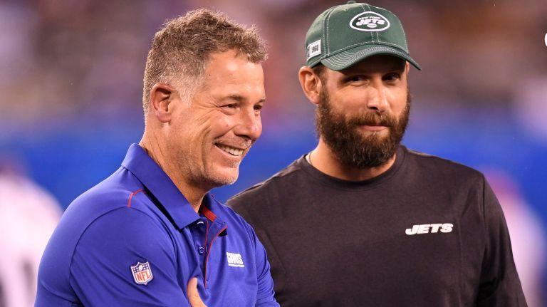 The Jets and Giants need winners at head coach