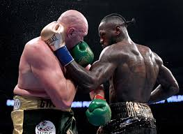 Wilder Vs Fury II – Boxing