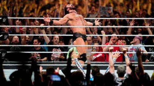 Drew McIntyre's Time Is Now