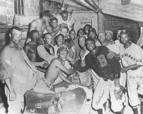 Black History Month: Negro Leagues & Birmingham Black Barons
