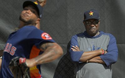 Astros Players Need to Face Music – Are you listening Dusty Baker?