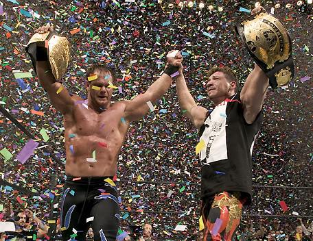 Chris Benoit a WWE hall of famer?