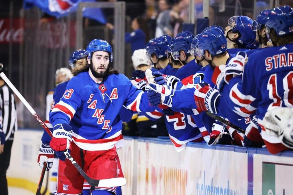Are the New York Rangers Playoff ready?