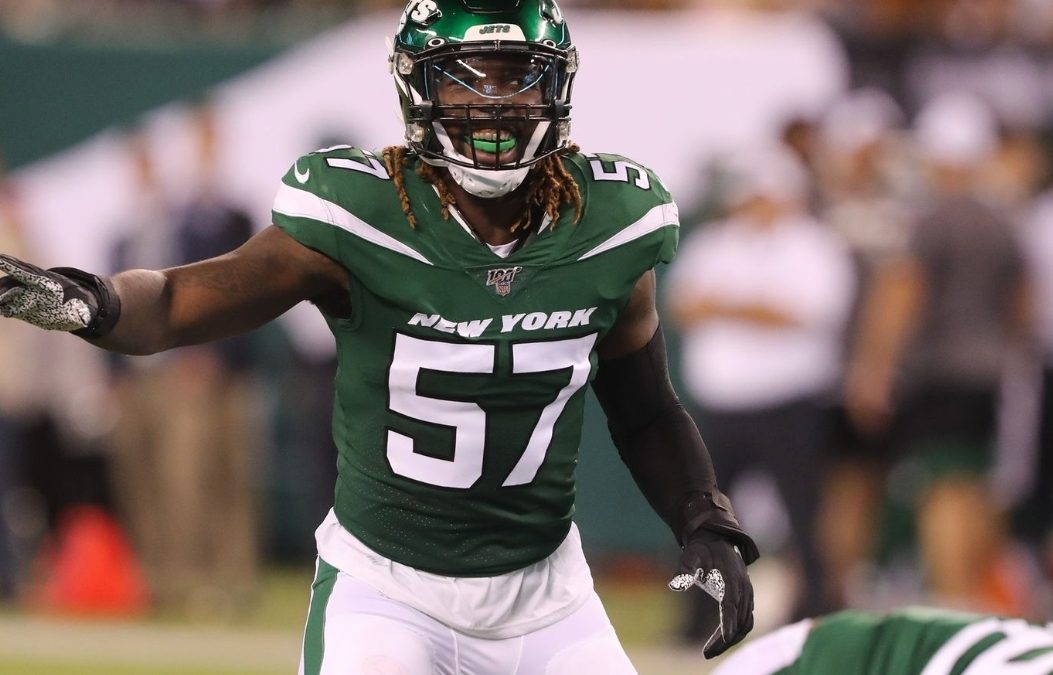 Becton to the Jets