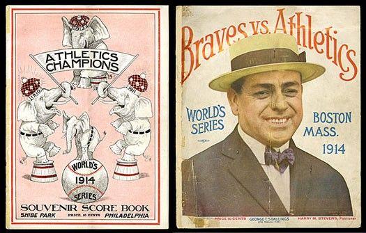 The 1914 World Series Upset