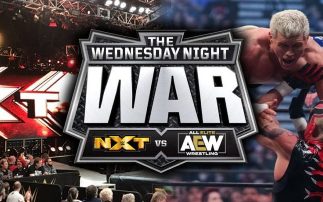 WWE vs AEW which is the better show?