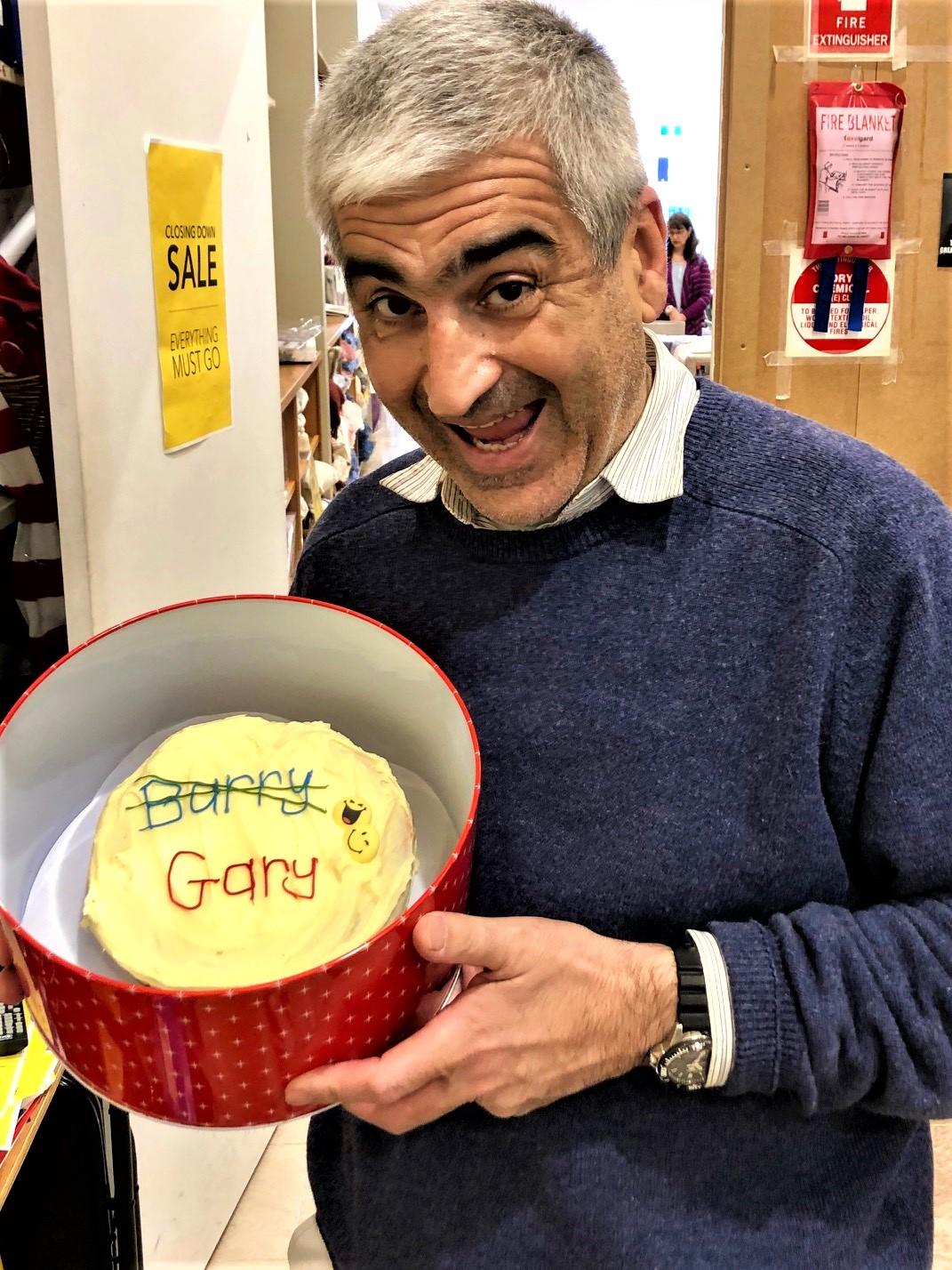 Gary Jarjoura