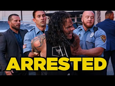 WWE uses Jeff Hardy's Substance Abuse to Advance Smackdown Storyline