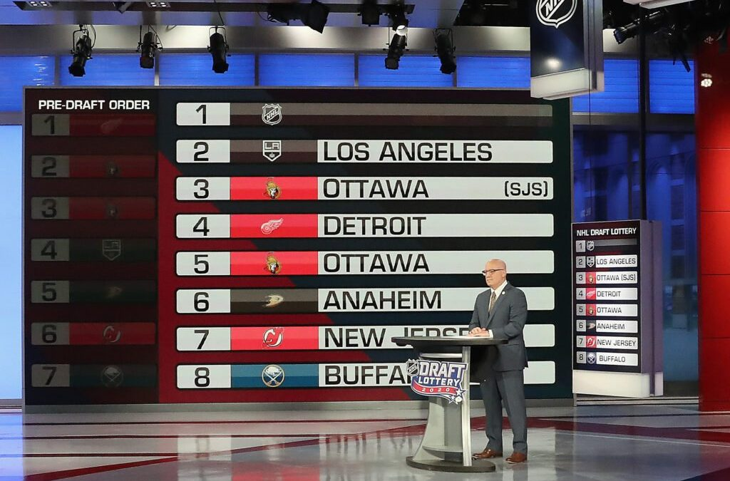 Is the NHL Draft Lottery Rigged?