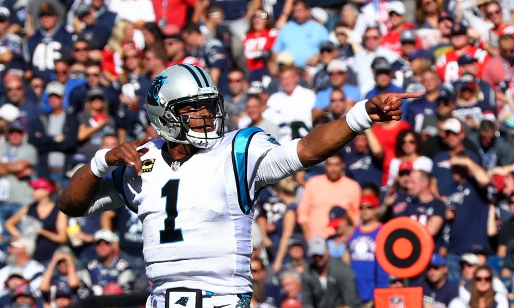 WHAT KIND OF IMPACT WILL CAM NEWTON HAVE ON THE PATRIOTS?