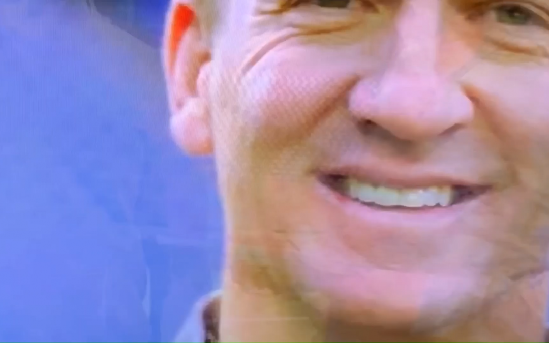 Peyton Manning sprukes NFL Cliches – please spread the word