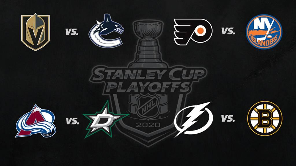 The Elite 8: 2020 Stanley Cup Playoffs