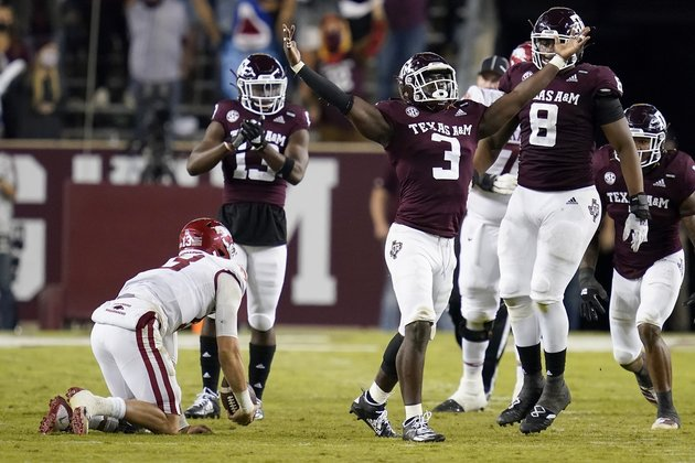 Could Texas A&M Follow Path of 2017 Alabama?