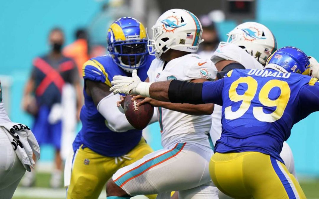 Final Look NFL Week Eight: 5 Need to Know Stats