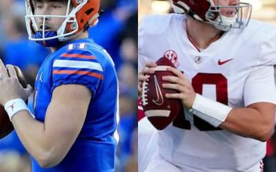 SEC Week Nine: Trask and Jones Stand out for Division Leaders