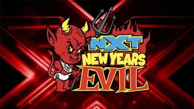 NXT New Years Evil