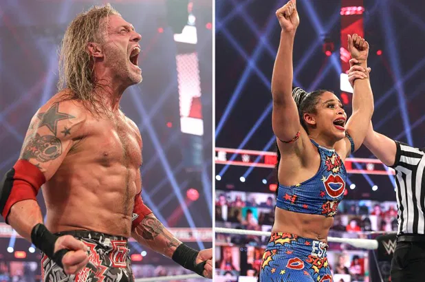 Did WWE get the Royal Rumble matches right?