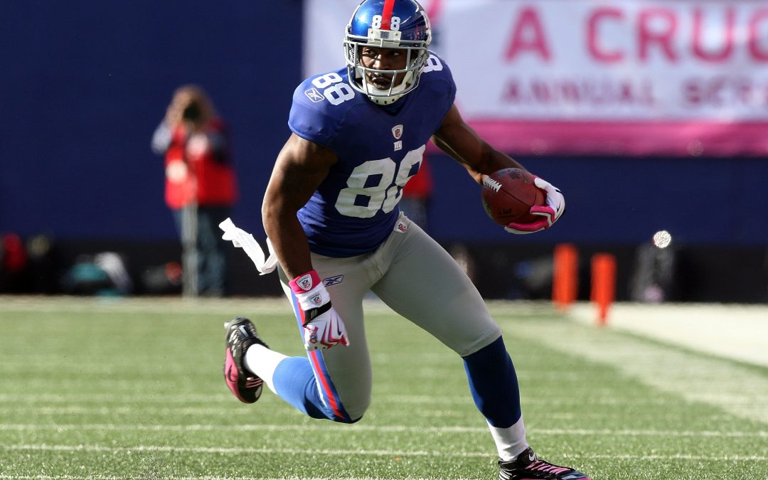 Hakeem Nicks' Giantly Underrated Career