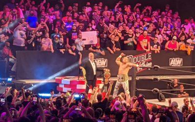 The Return of Wrestling Fans
