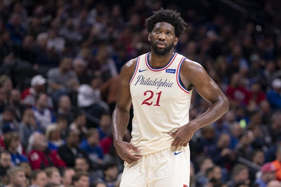 Joel Embiid The Best Center Currently?