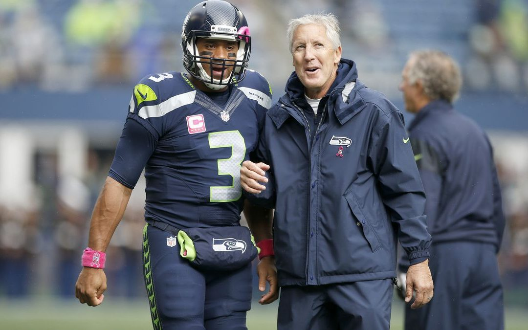Should The Seahawks Trade Russell Wilson?
