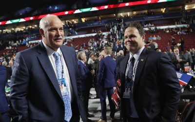 Rangers shakeup with Davidson and Gorton out