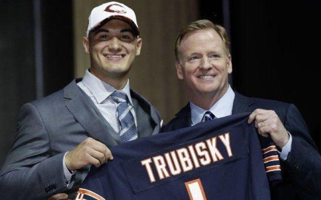A Forgotten Man: Mitchell Trubisky